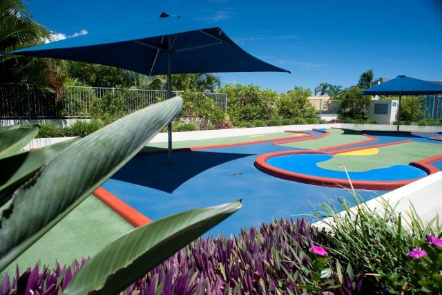 The Point Resort, Mini Putt Putt